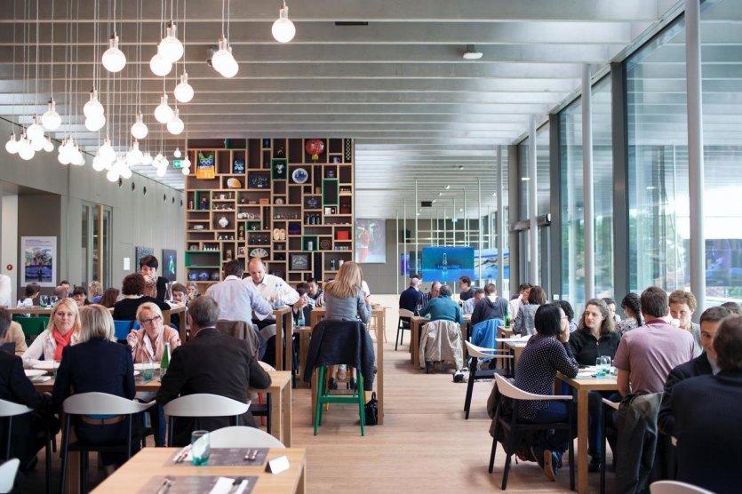 Tom Café - © Musée Olympique Lausanne
