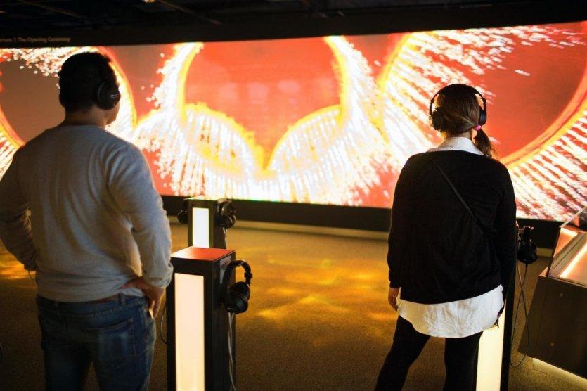 Exposition permanente - © Musée Olympique Lausanne