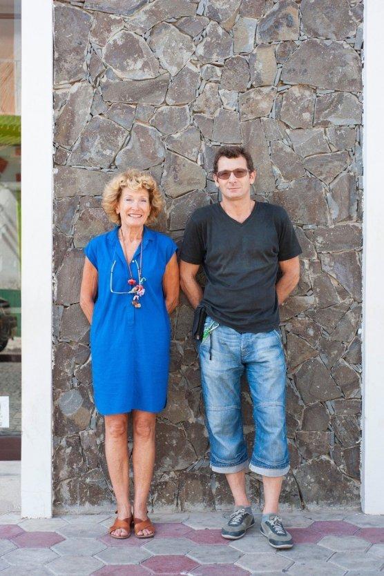 Françoise et Olivier - un duo complémentaire pour un magasin exemplaire - © Olivier Ascher