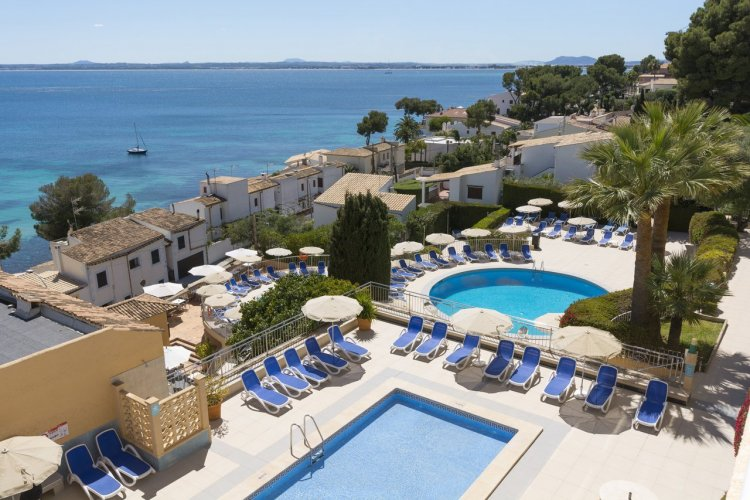 Les piscines du HSM President - © Hotels Saint Michel