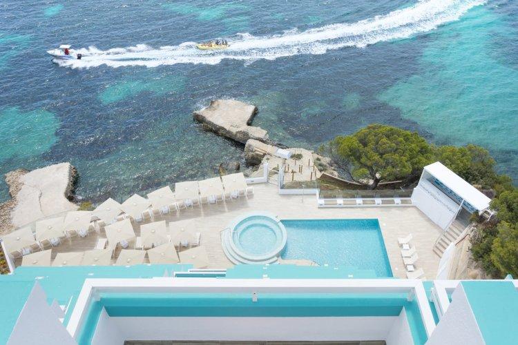 HSM Sandalo Beach - © Hotels Saint Michel