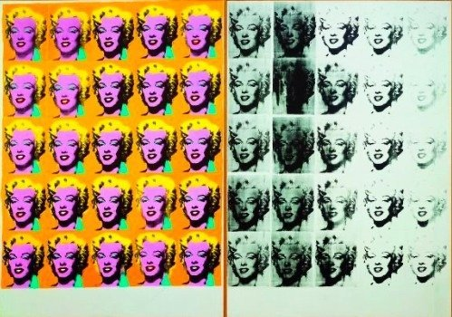- © 2020 The Andy Warhol Foundation for the Visual Arts, Inc. / Licensed by DACS, London