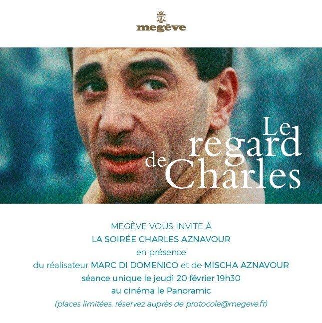 Le regard de Charles - © Agnès Bouquet