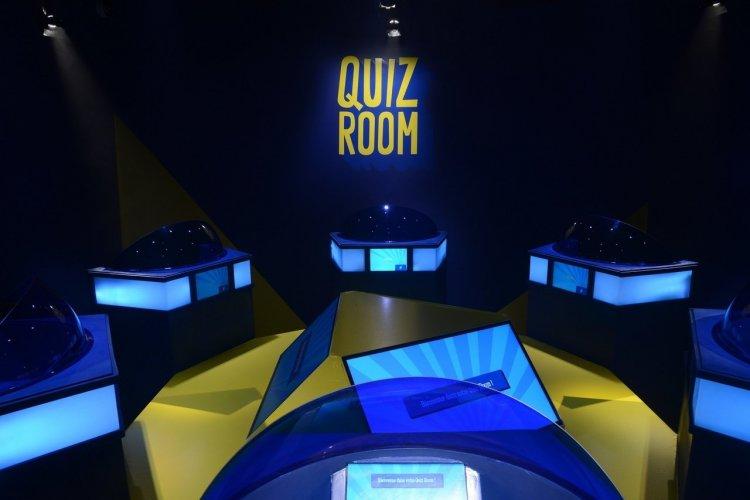 Salle de jeu Quiz Room. - © Quiz Room Paris