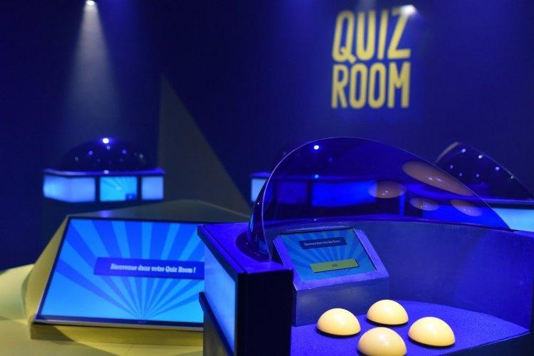 Les fameux buzzers ! - © Quiz Room Paris