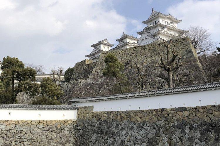 Chateau d'Himeji - © Elena E.M