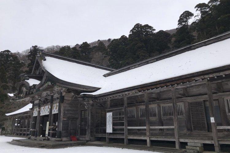 Temple Daisen-Ji - © Elena E.M