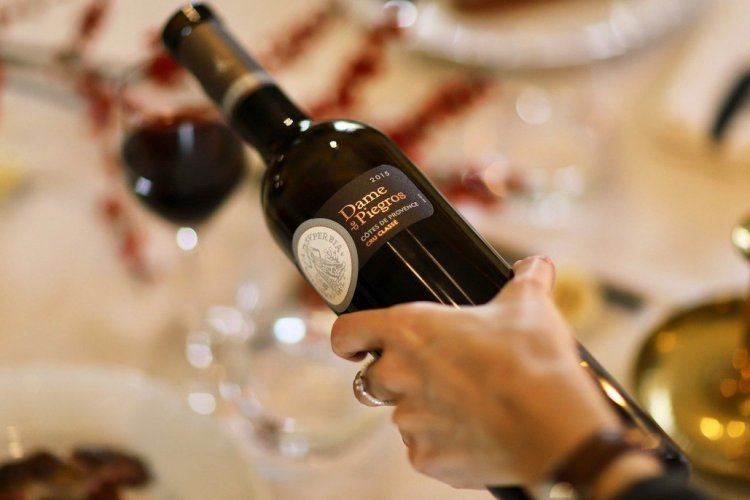 Cuvée Dame de Piegros AOP Côtes de Provence - Cru classé - © aumeradeshop.com