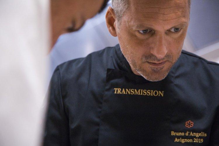 Le Chef Bruno D'angelis - © Florian Domergue