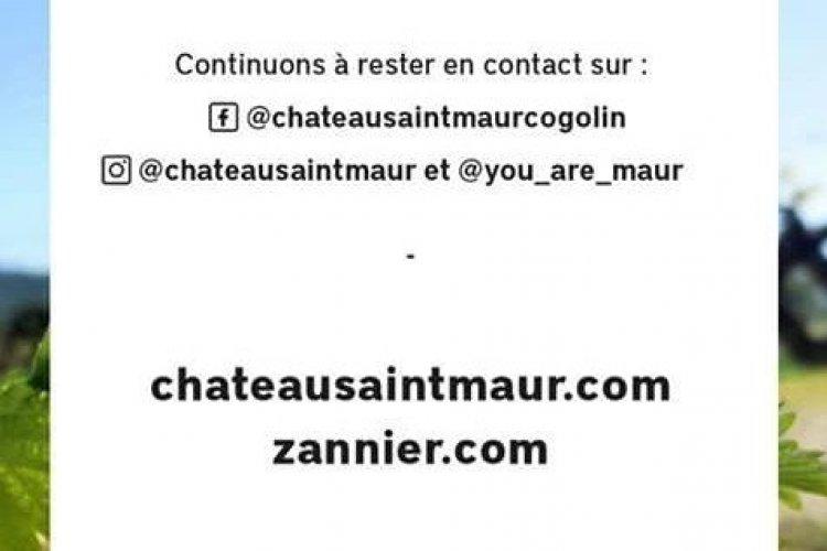 - © Château Saint-Maur