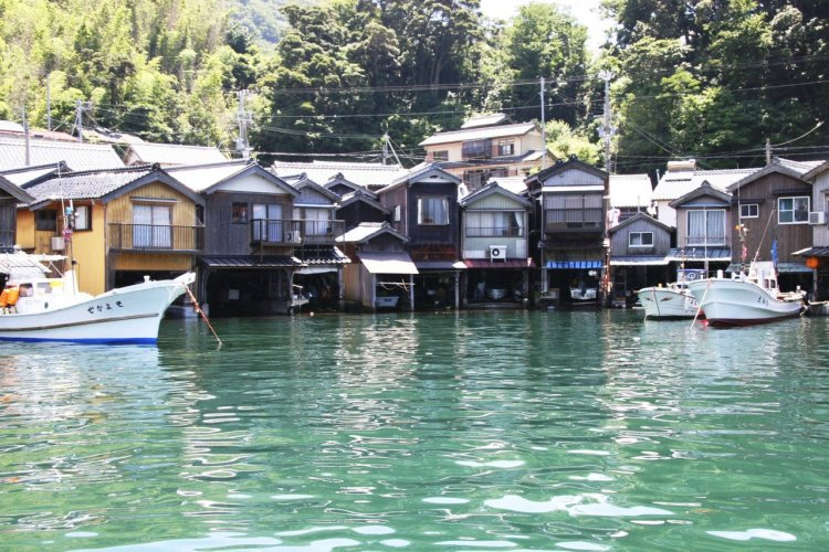 INE village de pêcheurs - © Kyoto by the Sea