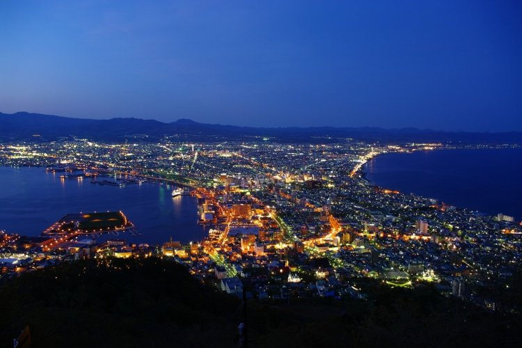 Hakodate Cable Car - © Hakodate City Tourism Department