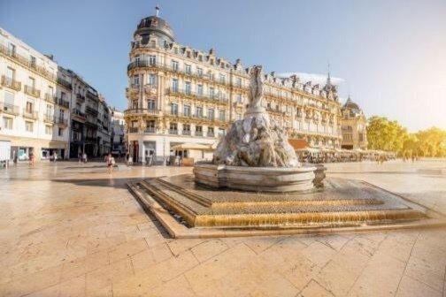 Place de la Comédie-Montpellier - © Office de tourisme de Montpellier