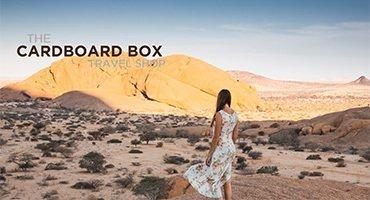 agence de voyage the cardboardbox travel - © gondwana