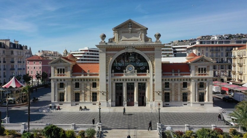 La Halle de la gare du sud - © Halle Gare du Sud