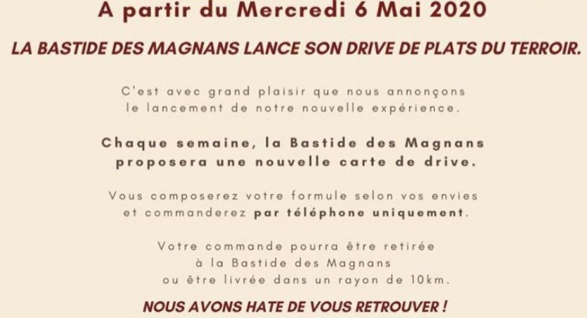 - © La Bastide des Magnans