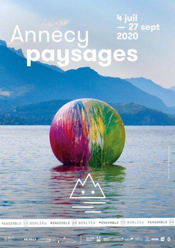 Annecy Paysages - Édition 2020