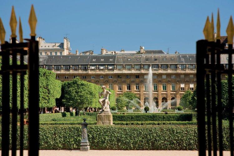 Jardin du Palais-Royal - © Sylvain SONNET