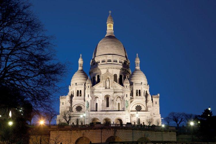 Basilique du Sacré-Cœur de Montmartre - © Sylvain SONNET