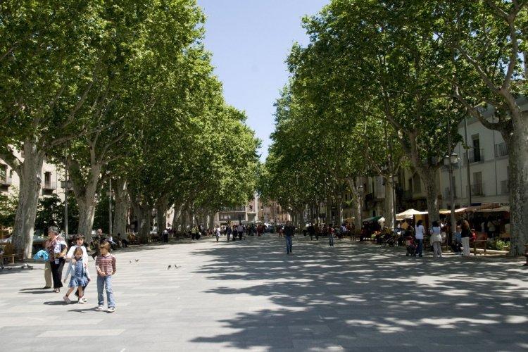 Rambla de Figueres - © Iglésies