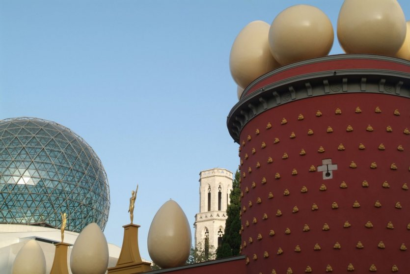 Torre Galatea Musée Dalí - © Iglésies