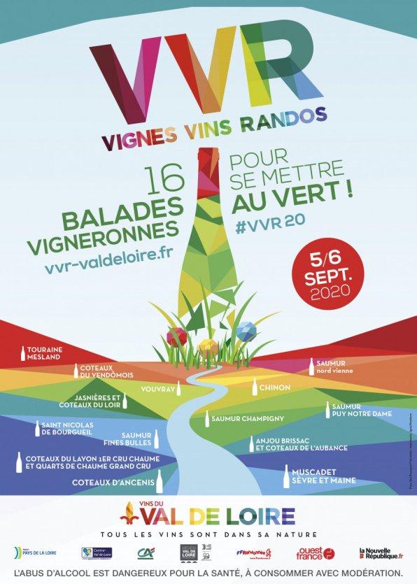 Vignes, Vins, Rando 2020