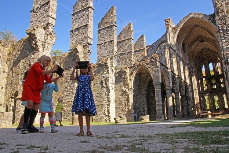 Abbaye de villers-la-ville - © FTBW (31)