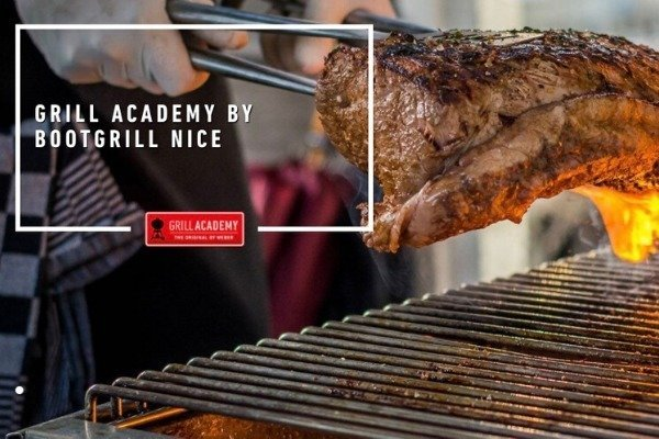 - © GRILL ACADEMY BY BOOTGRILL NICE