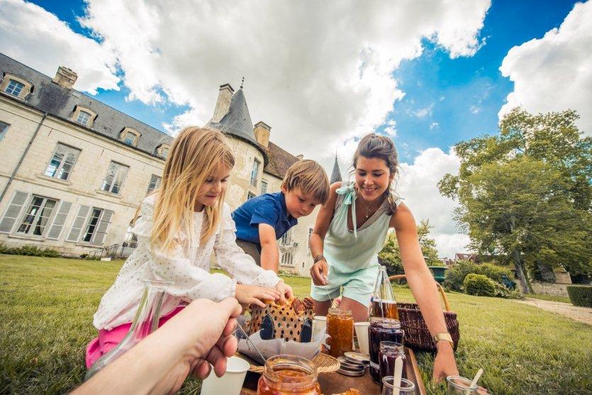 Chateau de Taisne - © Le Bonheur des Gens