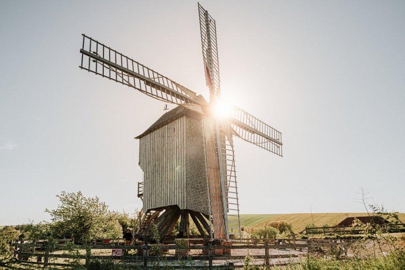 Moulin de Dosches - © Frédéric Lopez