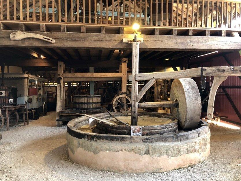 Musée du cidre - Ferme d'Hotte - © CDT Aube