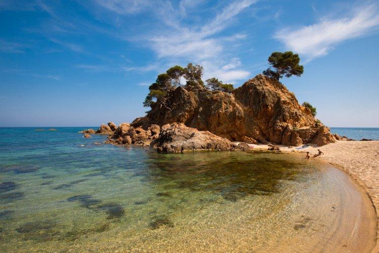 Cala Cap Roig, Calonge. Alex Tremps. - © PTCBG