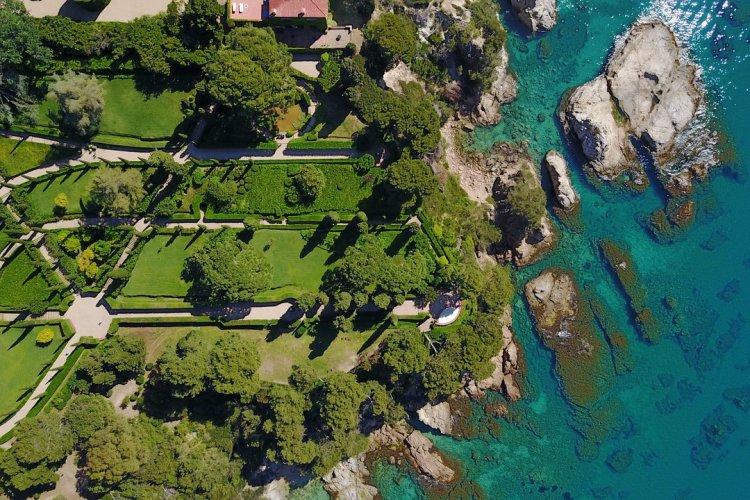 Lloret de Mar, Jardins de Santa Clotilde. - © Lloret Turisme