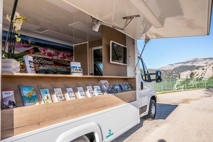 TOURISM'N TRUCK - © Communaute dAgglomeration du Pays de Grasse