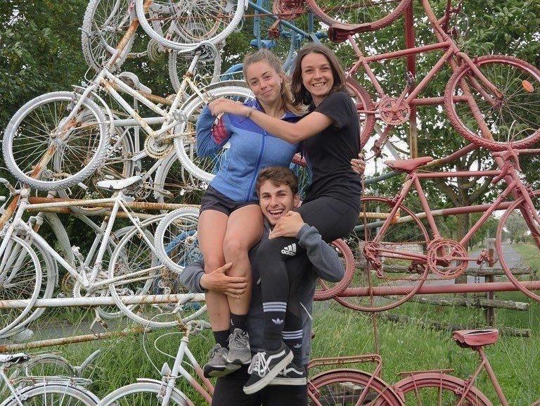 Aurélie, Clarisse et Marco de Clim'Adapt - © Clim'Adapt