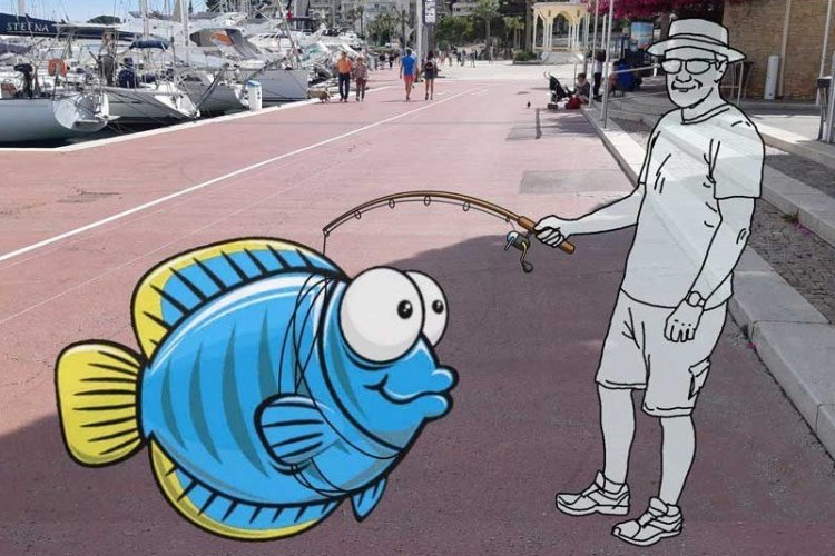 Bandol fresque 3D - © Bandol Tourisme