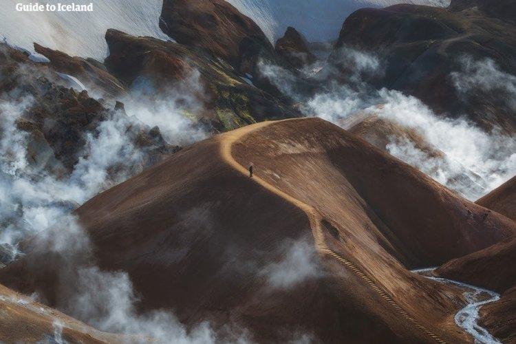Le bon moment pour voyager en Islande - © guide to iceland