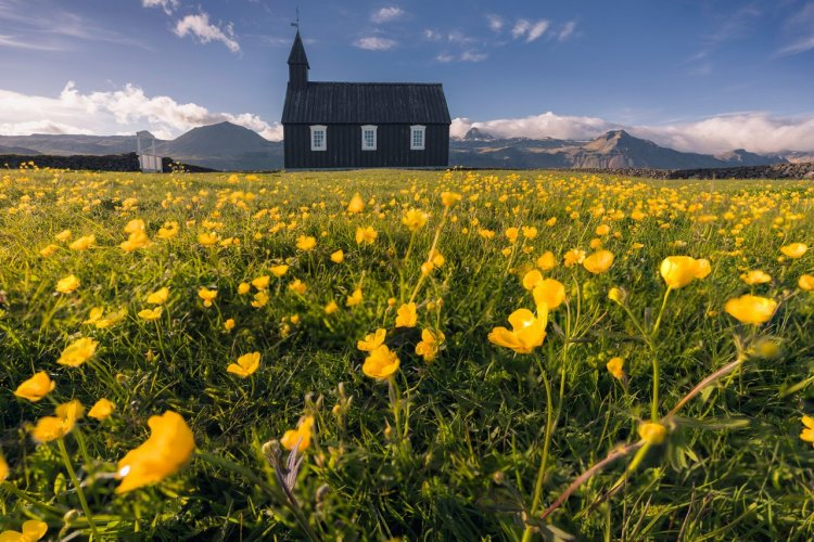 L'Islande, une destination idéale pour s'évader - © guide to iceland