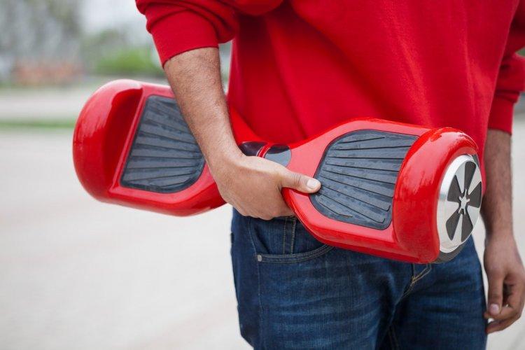 Hoverboard - © (c)hurricanehank - shutterstock