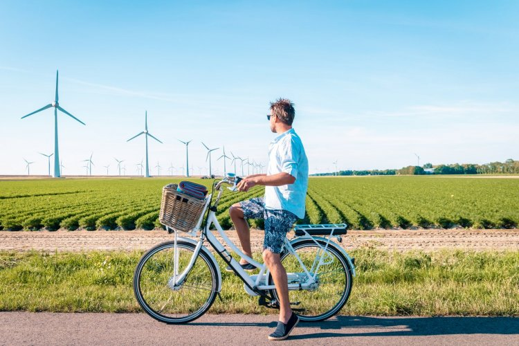 Vélo électrique Biwbik - © (c)fokke baarssen- shutterstock