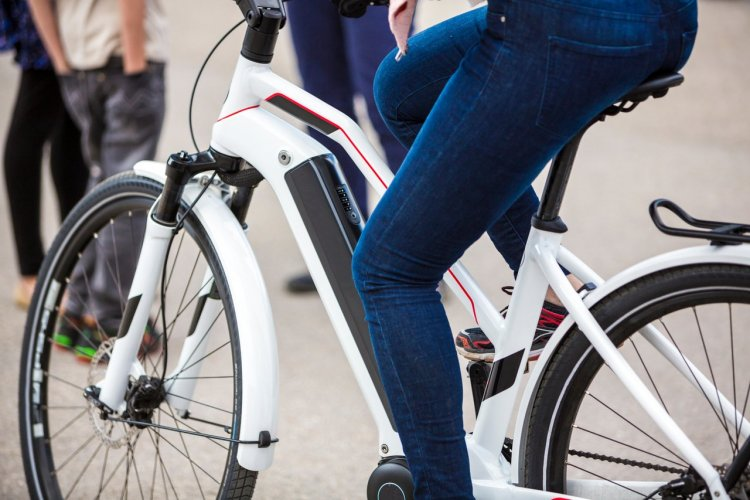 Vélo électrique Biwbik - © (c)moreimages - shutterstock