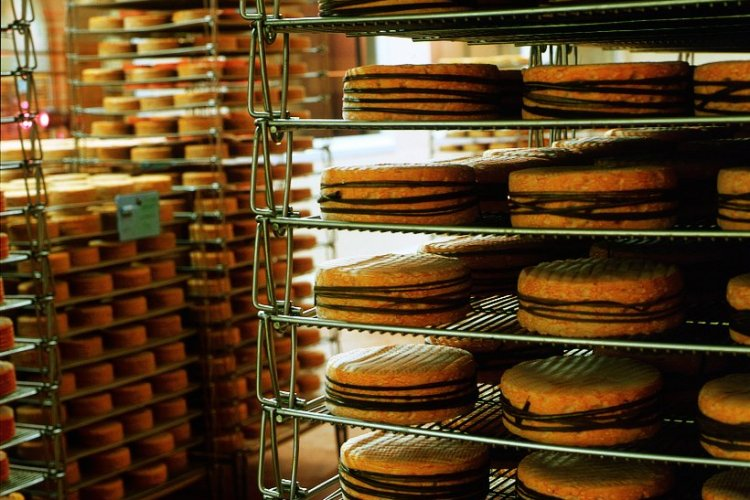 - © Fromagerie Graindorge