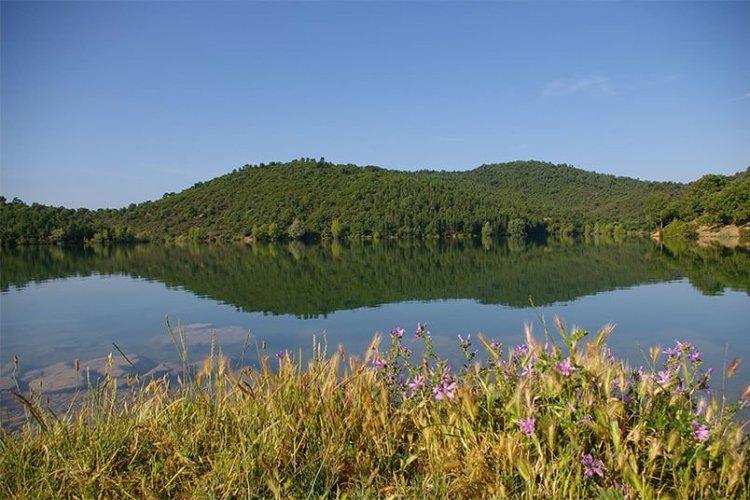 Lac de Saint-Cassien - © Pays de Fayence