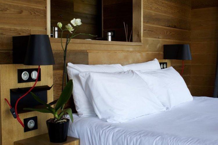 Chambre Luxe - © Domaine des Prés Verts