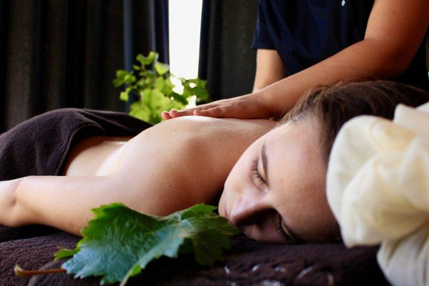 Cube Massages & Spa Vinésime - © Domaine des Prés Verts