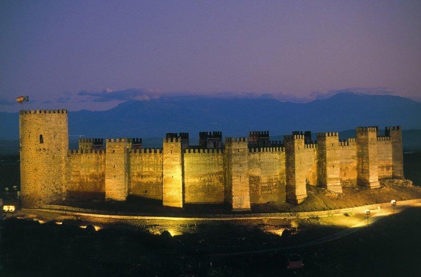 Castillo de Baños de la Encina - © DR