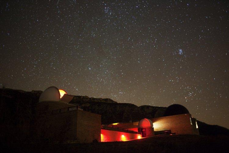 Parc Astronòmic Montsec - © Oriol Clavera