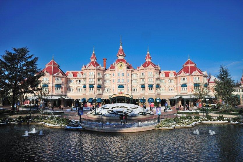 Disneyland Hotel - © DR