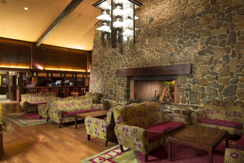 Disney Sequoia Lodge - © DR