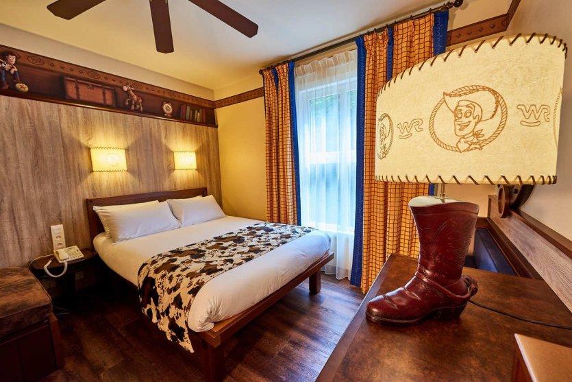 Disney's Hotel Cheyenne - © DR